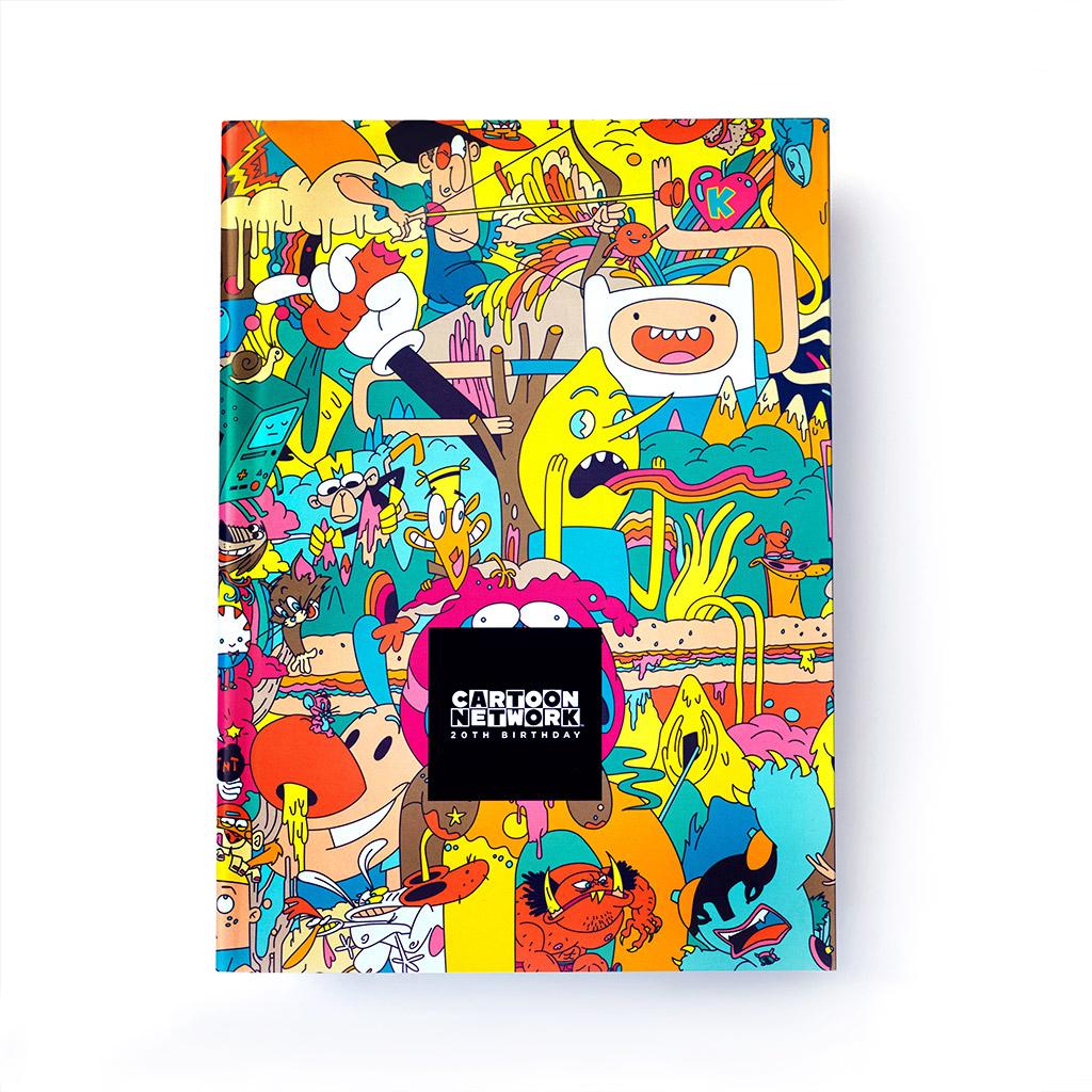 Cartoon Network Art Book