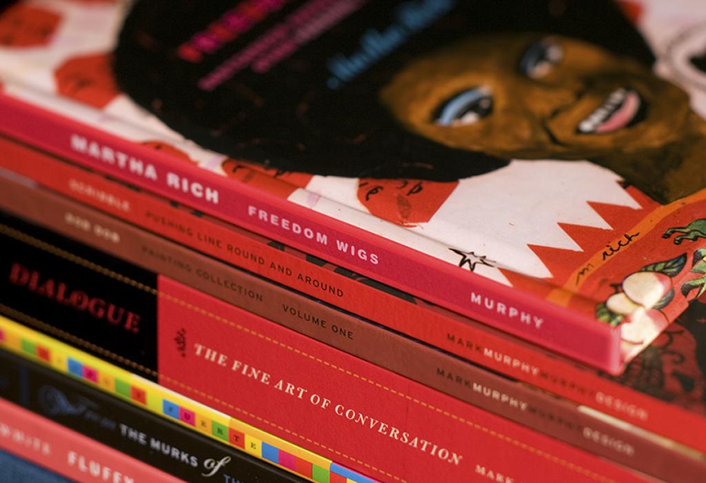 Murphy Design Book Design